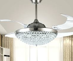 full size of crystal bead chandelier ceiling fan light kit with function and remote controller modern