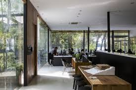 design studio office. to renovate the office from a building in an available row of villas binh thanh district mia design studio has selected land which is adjacent