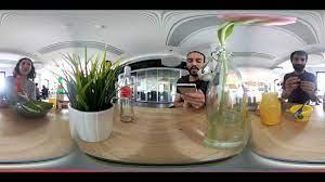 LG 360 Kamera: Testaufnahme 1 - YouTube