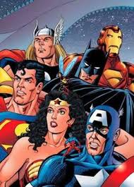 Image result for the avengers vs the justice league