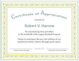 Volunteer Certificate Volunteer Certificate Of Appreciation Templates Free Sample Format