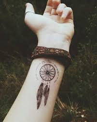 Dream Catcher Tattoo On Hand 40 Dreamcatcher Tattoo Designs Dream catcher tattoo design 2