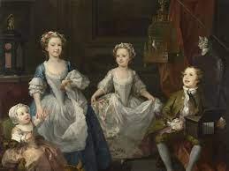 William Hogarth | The Graham Children | NG4756 | National Gallery, London