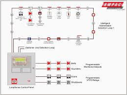 addressable smoke detector wiring diagram electrical drawing Unimode 9050Ud at Ms 9050ud Wiring Diagram