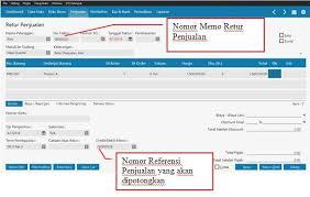 memo kredit apa fungsi debit dan credit note dalam software akuntansi