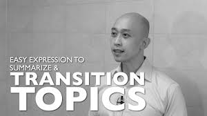 presentation how to an easy expression to summarize transition presentation how to an easy expression to summarize transition topics cc