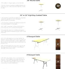 Table Base Size Chart Rectangular Tablecloth Sizes Tablecloth Sizes For Rectangle