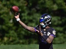Ravens QB Lamar Jackson dazzles as ...