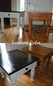 dining room side table. Southern Color: Side Table Reveal (HoH106) Dining Room A