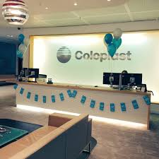 entire office decked. coloplast uk on twitter entire office decked