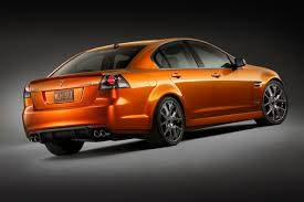 2009 Pontiac G8 GXP Unveiled with 402 HP and a Manual Transmission ...