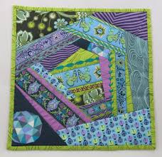 Crazy Quilting….in a Modern Way | Inspirations… Stitch by Stitch & TulaCrazyMiniQuilt Adamdwight.com