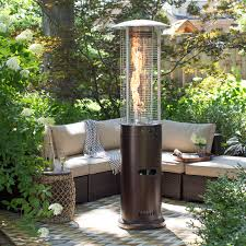 others glamorous living accents patio heater for your patio design