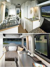 Airstream Interior Design Minimalist Custom Ideas