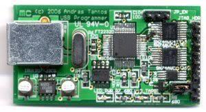 usb port jtag programmer modular circuits introduction