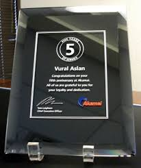 Years Of Service Award Wording Sample Wording For Years Of Service Awards From Crystal Images Inc