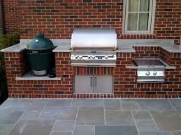 big green with outdoor kitchen designs with green egg outdoor