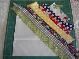 String Quilt Block Tutorial: Put Those Scraps to Good Use & Adding Further Strips and Tapering Adamdwight.com