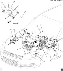 2005 gm radio wiring diagram 2005 wiring diagram collections chevy 9c1 impala wiring diagram