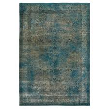 Color Reform Rugs Color Reform Overdyed Rug 6 7 Quot X9 7 Quot