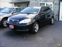 2007 Black Sand Pearl Toyota Corolla CE #16902467   GTCarLot.com ...