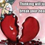 Broken Heart Meme Generator - Imgflip via Relatably.com