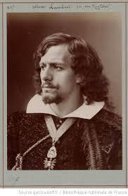 "Albert Lambert fils dans ""Ruy Blas"" : [photographie, tirage de  démonstration] / [Atelier Nadar] | Gallica"