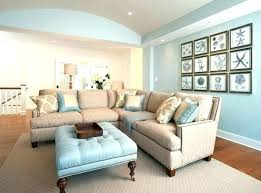beige and blue living room ideas walls light elegant best intended for design with da