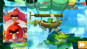 First Play Game Angry Birds 2 on PC😍 - YouTube