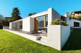 modern architectural house. Modern Architectural House