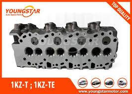 Engine Cylinder Head For TOYOTA Land Cruiser TD 1KZ-TE 3.0TD ; 11101 ...