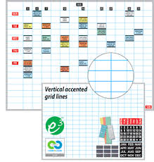 Magnetic Work/planning Whiteboard Kits