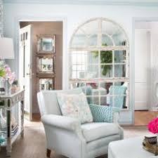 chic living room. Sunny Shabby Chic Living Room U