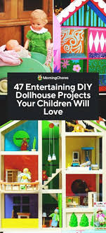 there are a ton of diy dollhouse projects out there and here we have a list containing 47 of my favorites so let s start creating