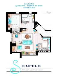 Floor Plans Of Homes From TV Shows  Business InsiderTv House Floor Plans