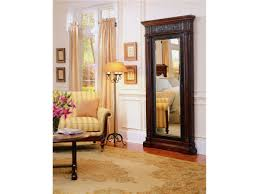 kohl s jewelry armoire jewelry armoire over the door mirror cabinet