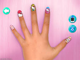 Hello Kitty Nail Salon - Android Apps on Google Play