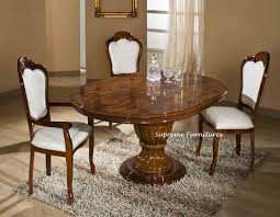 elizabeth italian dining table collection