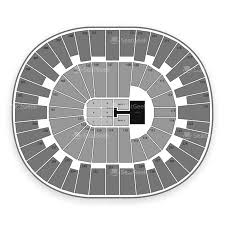 Elmira Enforcers Seating Chart Lawrence Joel Veterans Memorial Coliseum Seating Chart