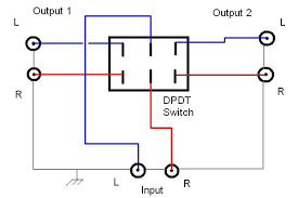dpdt relay double pole double throw images dpdt relay double pole single pole double throw toggle switch wiring diagram get image