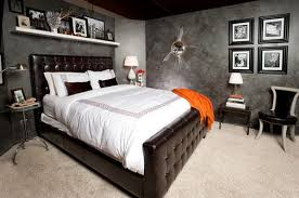 bedroom colors with black furniture. Black Leather Furniture For Master Bedroom Ideas Home Interior Colors With M