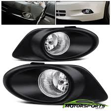2008 Honda Accord Coupe Fog Light Kit Auto Parts Accessories Hid Xenon Halogen Fog Light Bulb