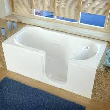 bathtub step right drain white air jetted step in walk in bathtub bath step stool bathtub
