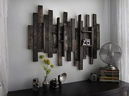wall art design ideas creative hardwood rustic wall art ideas modern simple recycled wood pieces artistic wood pieces design
