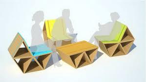 diy cardboard furniture. DIY Cardboard Lounge Furniture, Diy Furniture