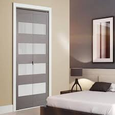 colonial elegance 4 lite 24 x 80 1 2 framed frosted glass bi fold frosted glass closet door 24