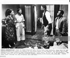 rosalind cash and paul winfield in go tell it on the mountain rosalind cash olivia cole paul winfield james bond iii and rodrick wimberly