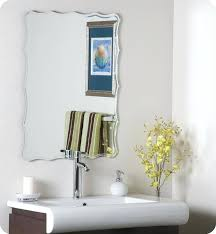 frameless wall mirror extra large ikea home depot