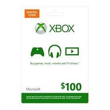 Microsoft Giftcard Microsoft Xbox Live 100 Digital Gift Card Dell Usa