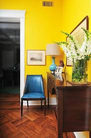 Why This Room Works: 6 Expert Color Mixing Tips to Steal From Annie's Bold  Living Room (Mix Colors Yellow)